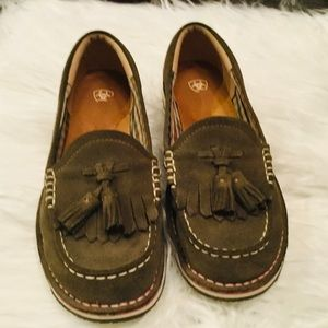 Ariat loafer